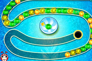 《星际小蚂蚁祖玛》游戏画面1