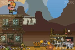 《西部保卫者中文版》游戏画面4