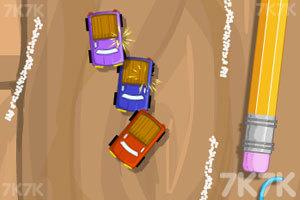 《迷你世界赛车》游戏画面2