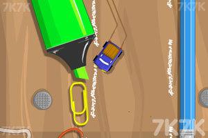 《迷你世界赛车》游戏画面1