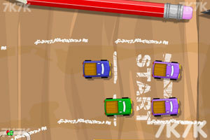 《迷你世界赛车无敌版》游戏画面4