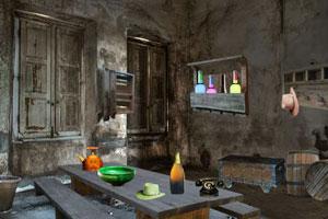 《逃出地下室》游戏画面1