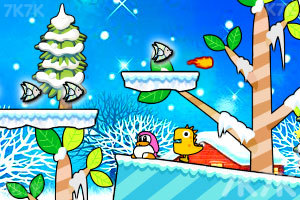 《企鹅吃鱼记》游戏画面5