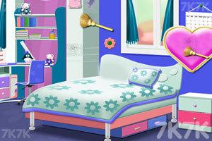 《朱迪打扫房间》游戏画面2