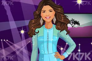 《赛琳娜的时尚》游戏画面1