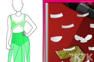 《赛琳娜的时尚》游戏画面2