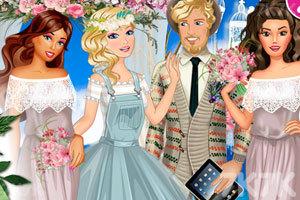 《婚礼的准备》游戏画面5