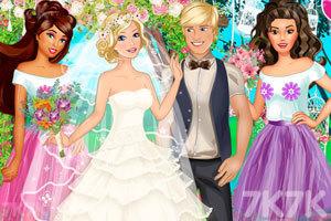 《婚礼的准备》游戏画面1