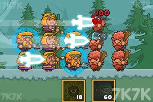 《矮人国的战争2》游戏画面1