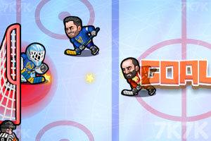 《热血冰球大战》游戏画面1