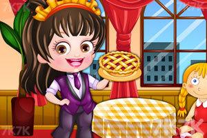 《可爱宝贝当服务员》游戏画面3