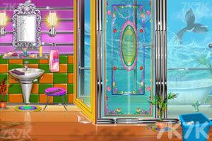 《学校大扫除》游戏画面2