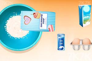 《早餐煎饼》游戏画面2