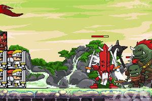 《为了荣誉而战中文版》游戏画面4