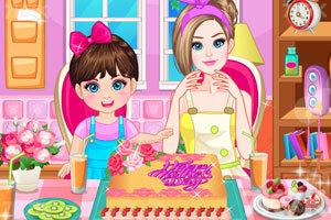 《庆祝母亲节》游戏画面1