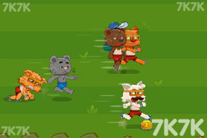 《森林动物运动会无敌版》游戏画面3