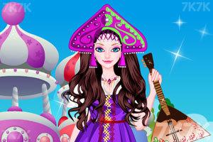 《俄罗斯公主》游戏画面3