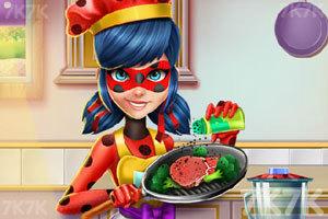 《瓢虫女孩做饭》截图2