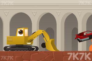《疯狂轿车逃亡3》游戏画面2