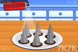 《女巫帽锥蛋糕》游戏画面3