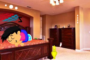 《叫醒熟睡的小孩》游戏画面1