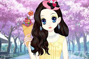 《森迪公主的冰点》截图2