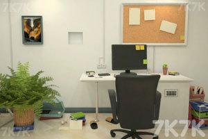 《密室逃脱3之办公大厦》游戏画面2