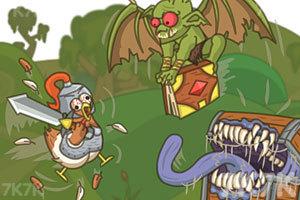 《史诗级老母鸡》游戏画面1