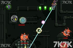 《害虫猎人2无敌版》游戏画面2