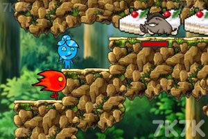 《冰火人GoGo2无敌版》游戏画面1