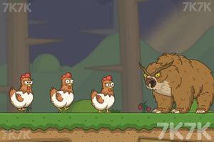 《史诗级老母鸡无敌版》游戏画面2