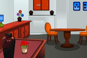 《木制房间逃脱》游戏画面1