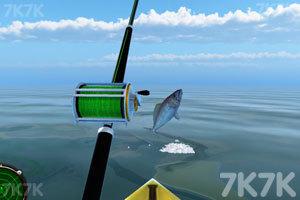 《去大海钓鱼》游戏画面3
