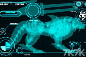 《狂暴机器人狼》截图4