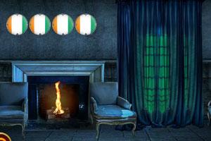 《逃离锁着的城堡2》游戏画面1
