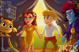 《乔和莫莫》游戏画面3
