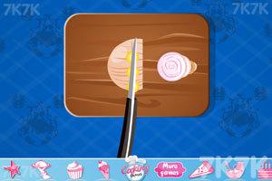《制作美味玉米饼》游戏画面2
