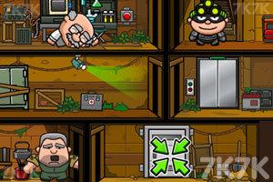 《鲍勃大盗3》游戏画面2