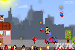 《超级假超人2无敌版》游戏画面1