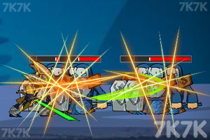 《先锋联盟v0.8》游戏画面3