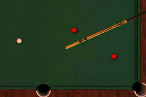 《台球高手挑战赛》游戏画面1