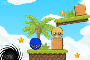《小球大逃亡》游戏画面3