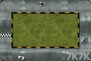 《豪车大赛》游戏画面2