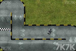 《豪车大赛》游戏画面4