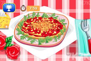 《番茄玉米比萨》截图2