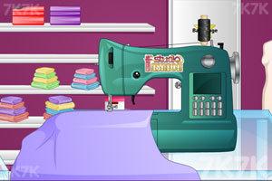 《时尚工作室的麦莉》游戏画面2