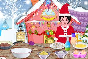 《圣诞早餐香肠砂锅》截图1