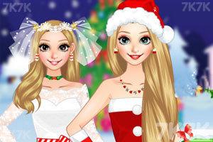 《公主的圣诞婚礼》游戏画面1