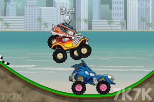 《翻滚吧大脚车》游戏画面2