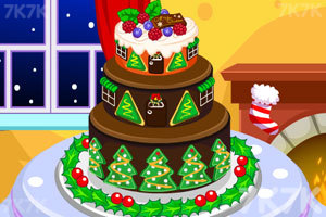 《苏菲亚的圣诞派对》游戏画面4